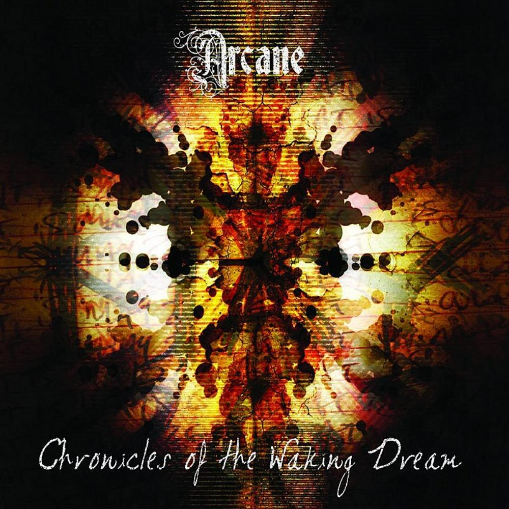 Chronicles Of The Waking Dream by ARCANE album cover