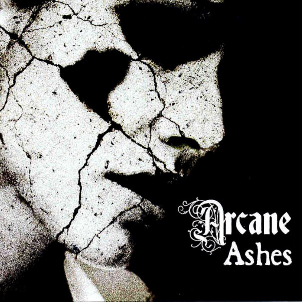 Arcane - Ashes CD (album) cover