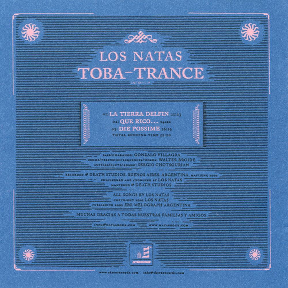 Toba-Trance by NATAS, LOS album cover