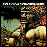 Corsario Negro by NATAS, LOS album cover