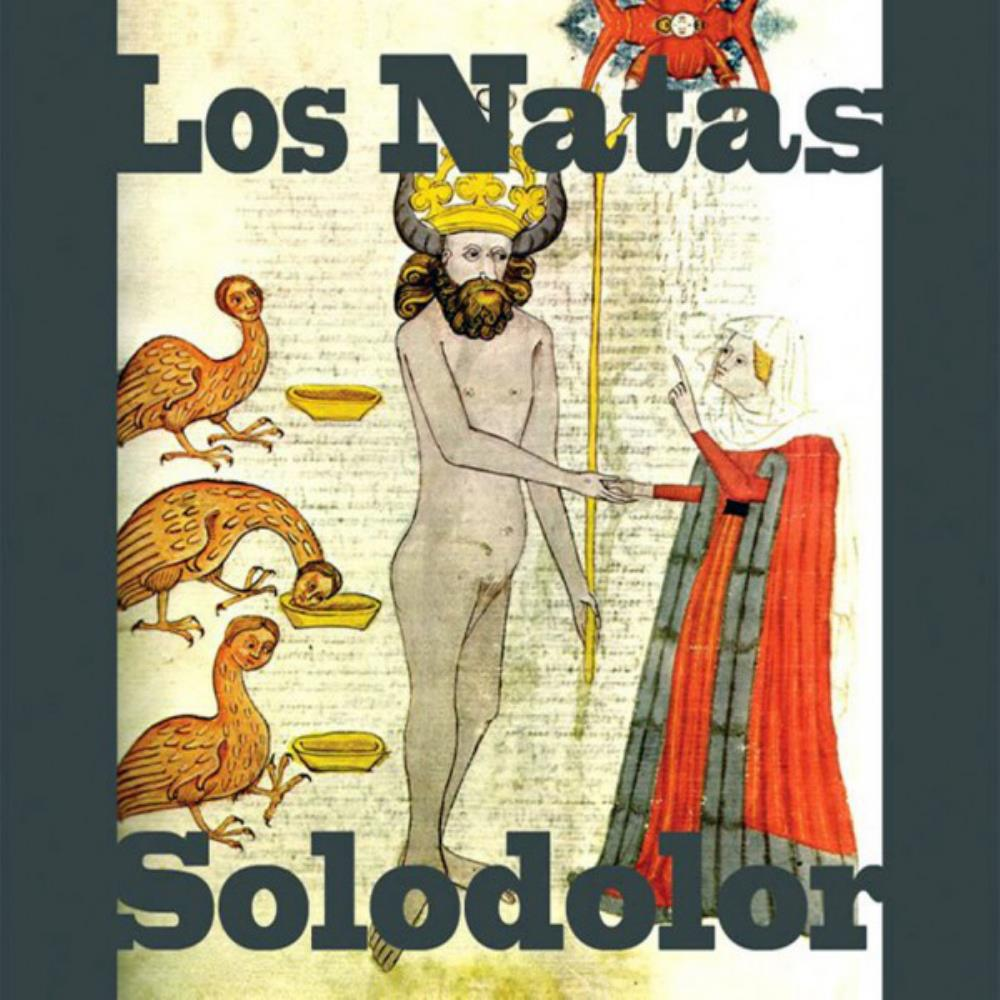 Los Natas - Los Natas / Solodolor CD (album) cover