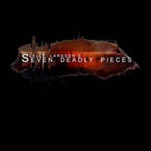 Lalle Larsson Seven Deadly Pieces album cover