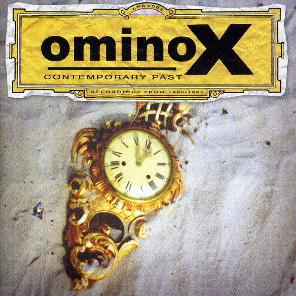 Lalle Larsson Ominox - Contemporary Past album cover