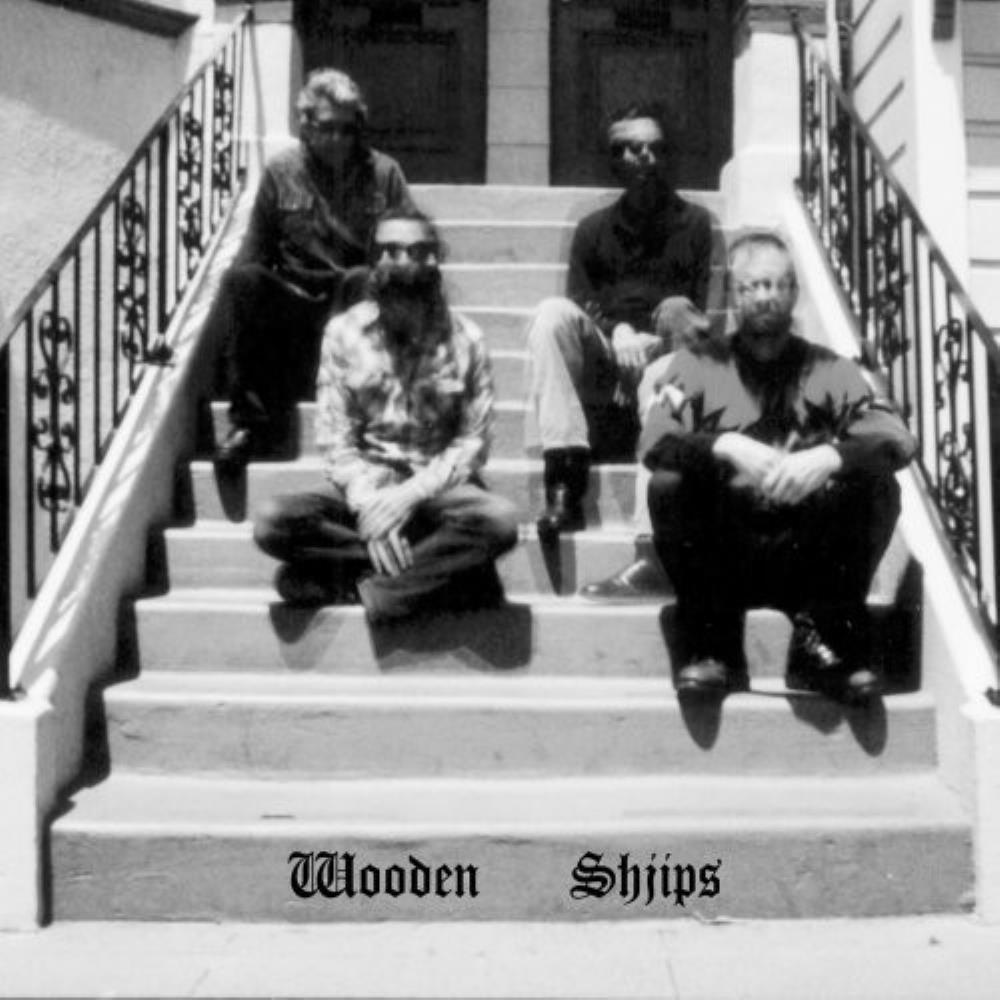 Wooden Shjips by WOODEN SHJIPS album cover