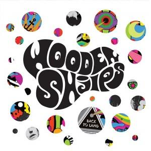 Back To Land by WOODEN SHJIPS album cover