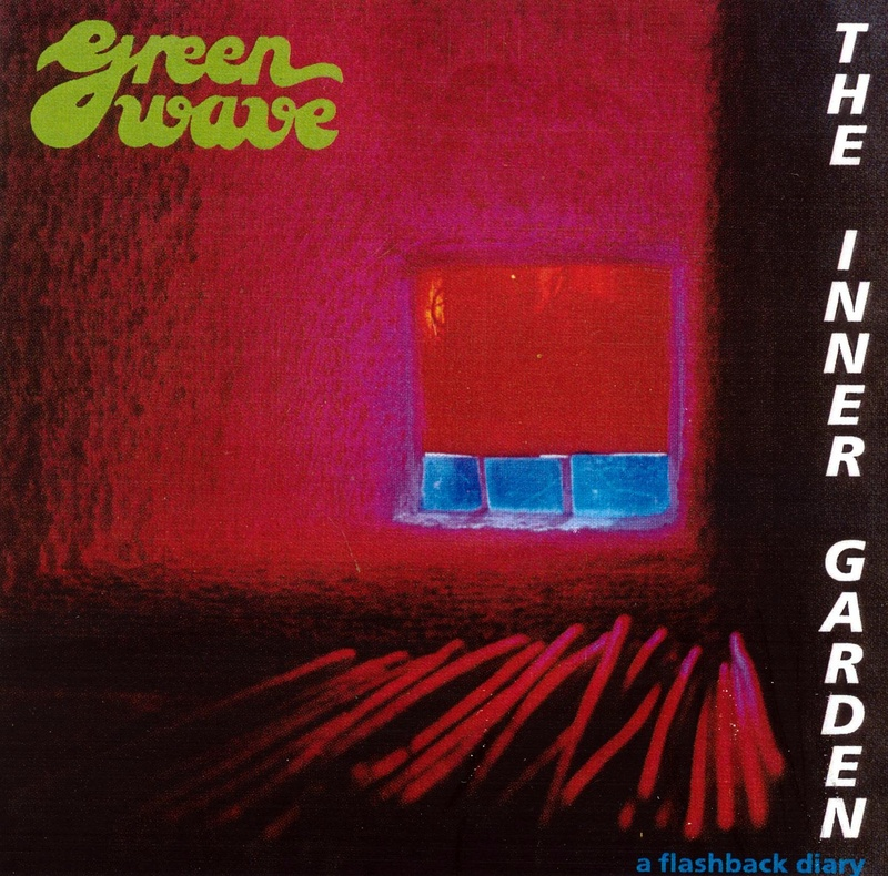 The Inner Garden by GREEN WAVE album cover