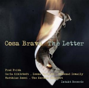 The Letter by COSA BRAVA album cover