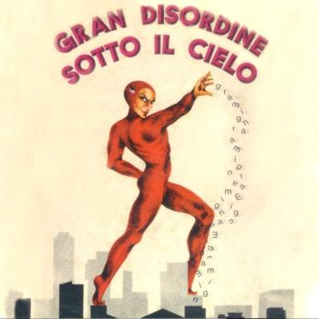 Gramigna - Gran disordine sotto il cielo  CD (album) cover