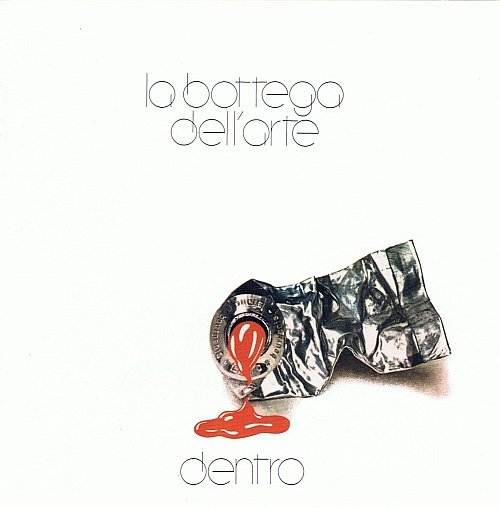 La Bottega dell'Arte Dentro album cover