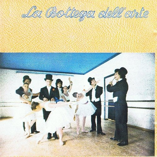 La Bottega dell'Arte - La Bottega Dell'Arte CD (album) cover