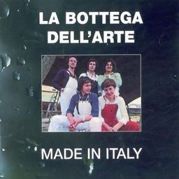 Made In Italy by BOTTEGA DELL'ARTE, LA album cover