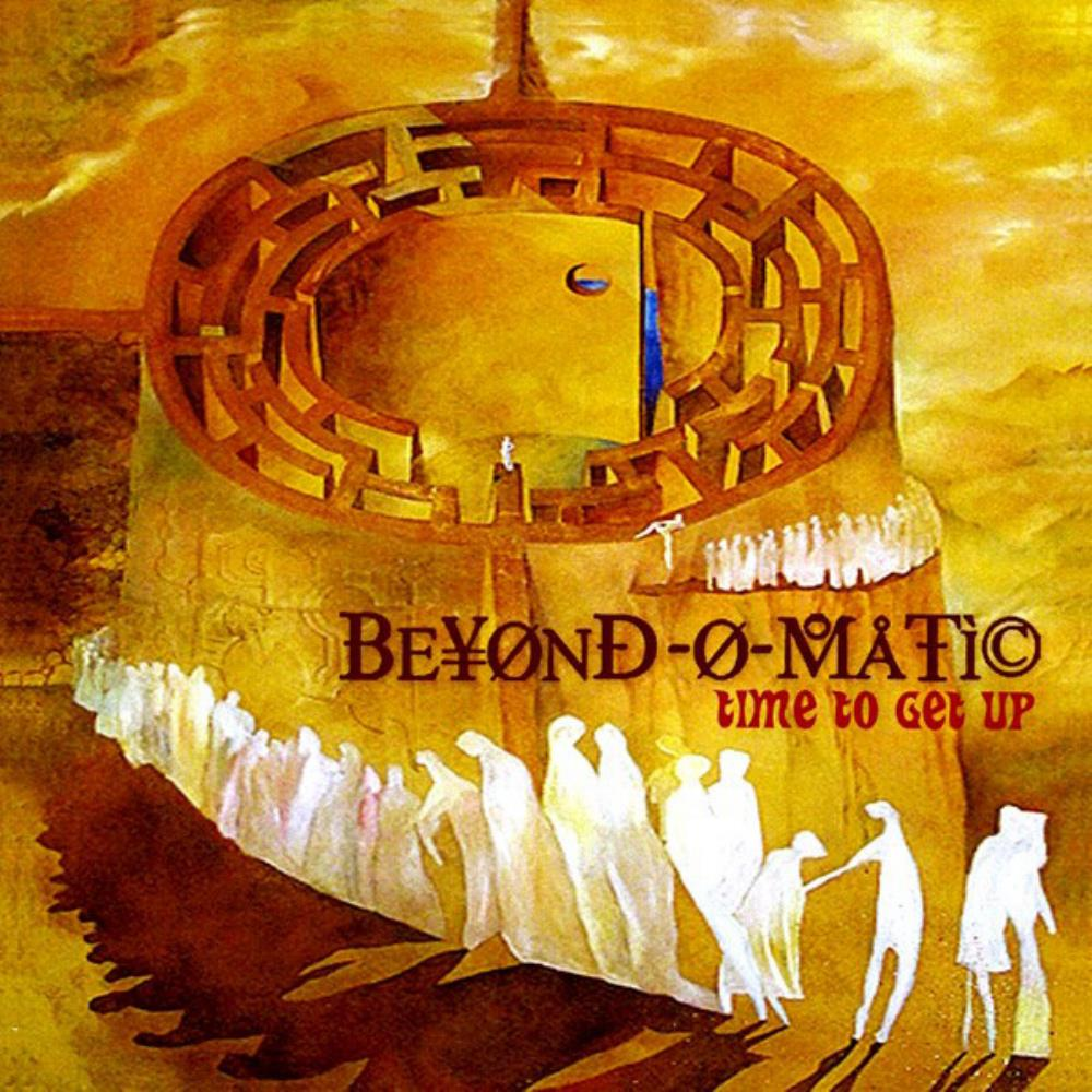 Beyond-O-Matic - Time To Get Up CD (album) cover