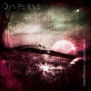 Disperse - Journey Through the Hidden Gardens CD (album) cover