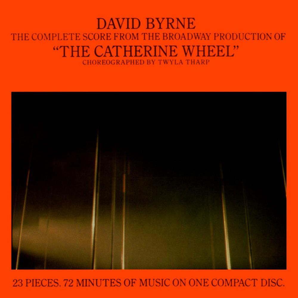 David Byrne - The Catherine Wheel CD (album) cover