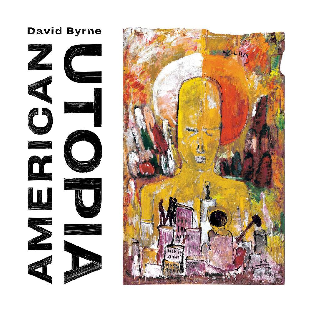 American Utopia by BYRNE, DAVID album cover