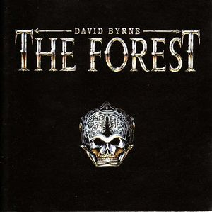 David Byrne The Forest album cover