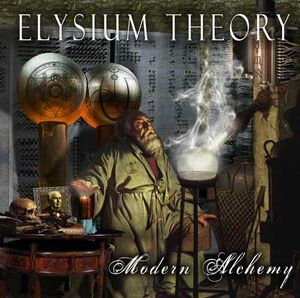 Elysium Theory - Modern Alchemy CD (album) cover