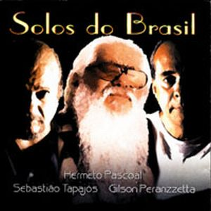 Hermeto Pascoal - Solos Do Brasil CD (album) cover