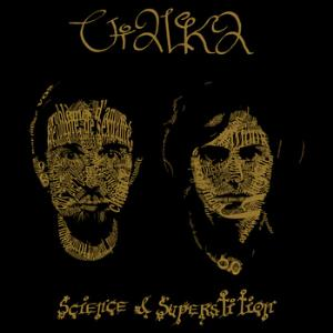 Vialka Science & Superstition album cover