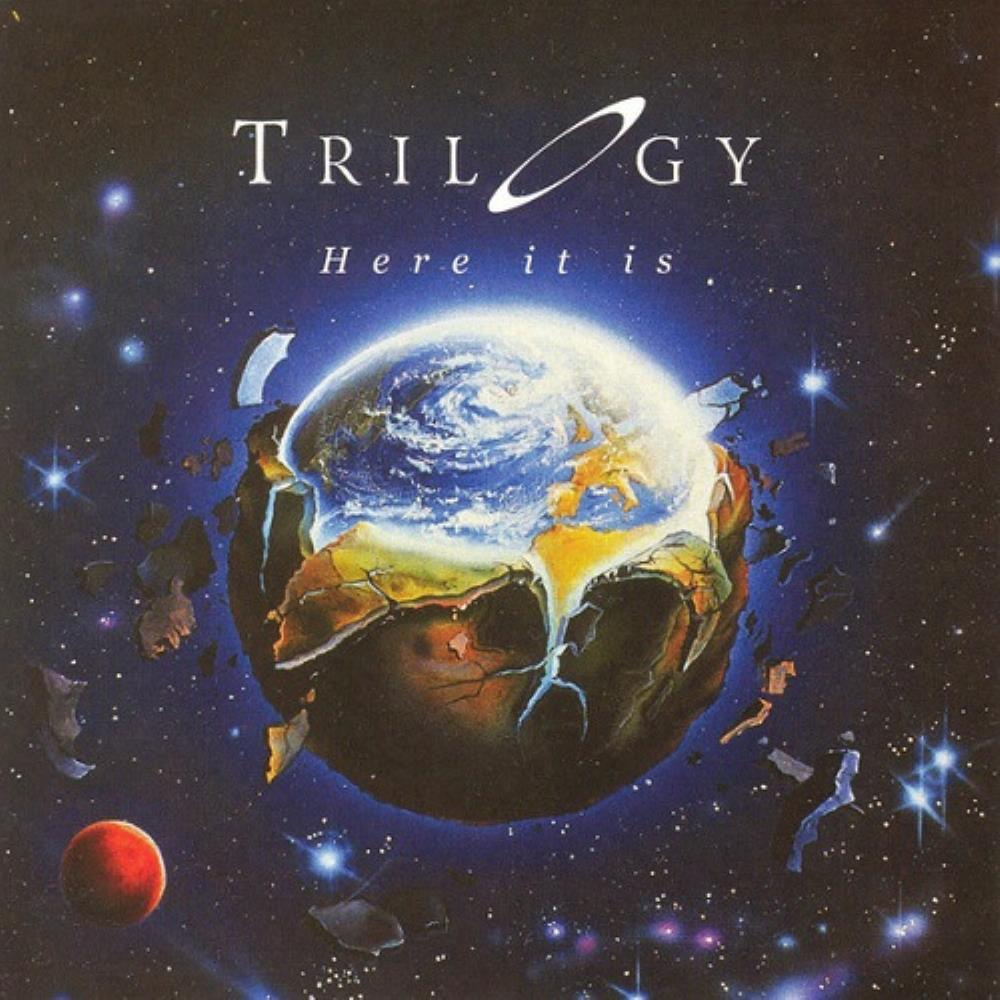 Here It Is by TRILOGY album cover