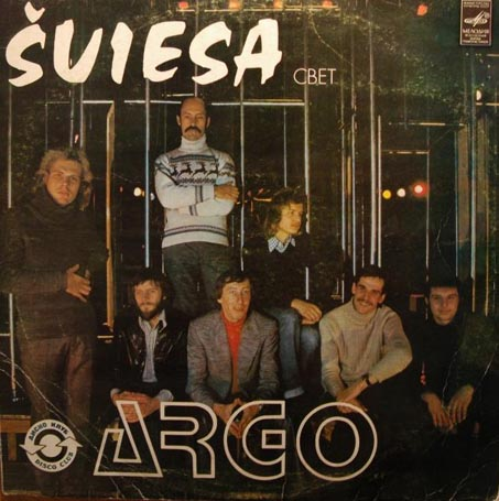 Sviesa by ARGO album cover