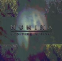 Numina Evolving visions album cover
