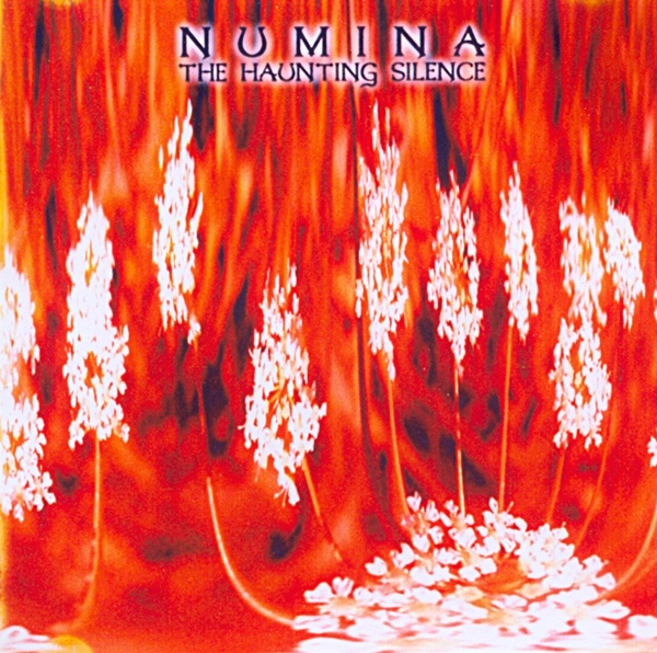 The Haunting Silence by NUMINA album cover