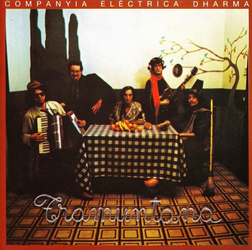 Tramuntana by COMPANYIA ELÈCTRICA DHARMA album cover