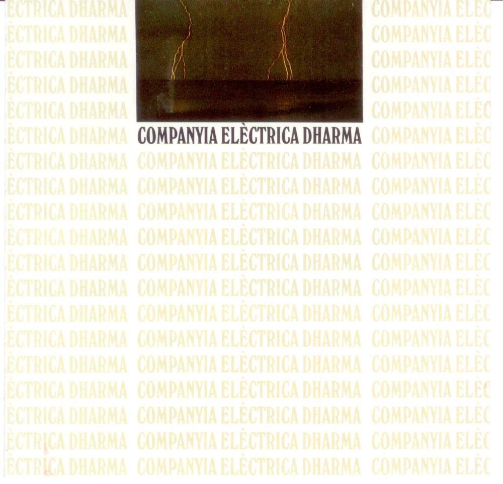 Diumenge by COMPANYIA ELÈCTRICA DHARMA album cover