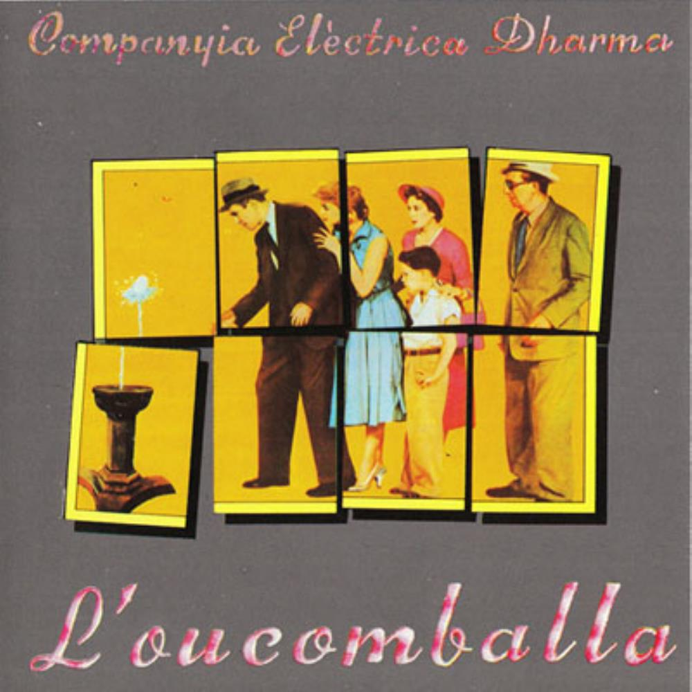 Companyia Elèctrica Dharma L'Oucomballa album cover