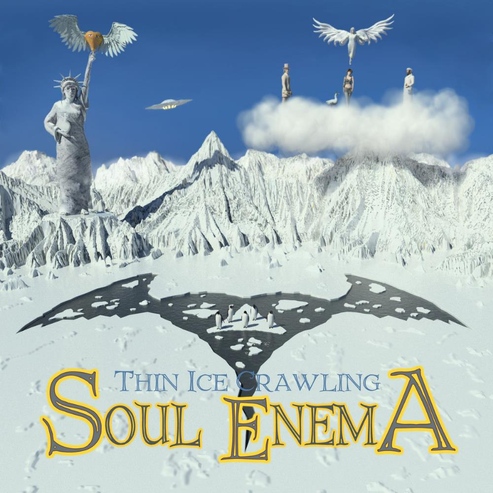 Soul Enema Thin Ice Crawling album cover