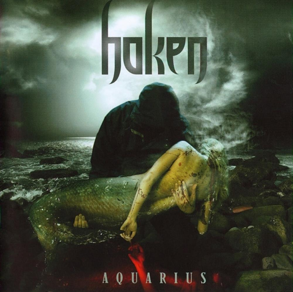 Haken - Aquarius CD (album) cover