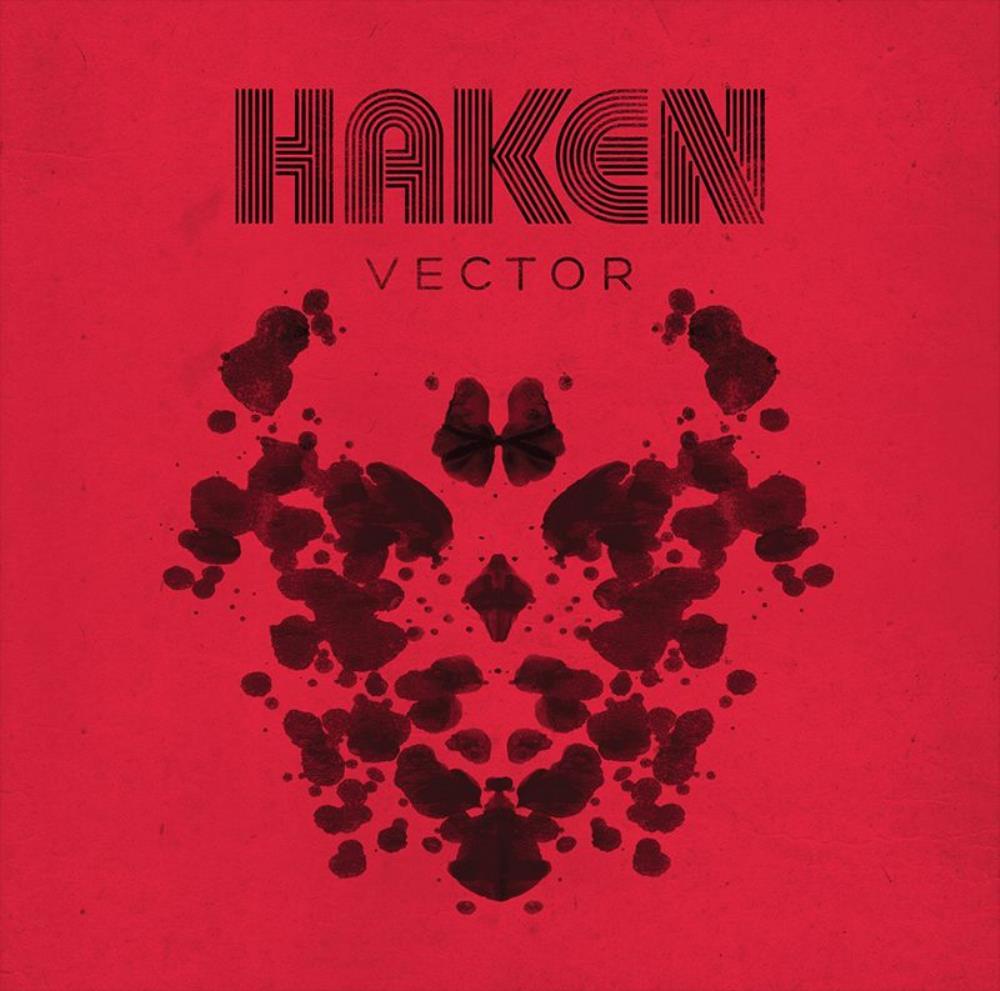 Vector by HAKEN album cover
