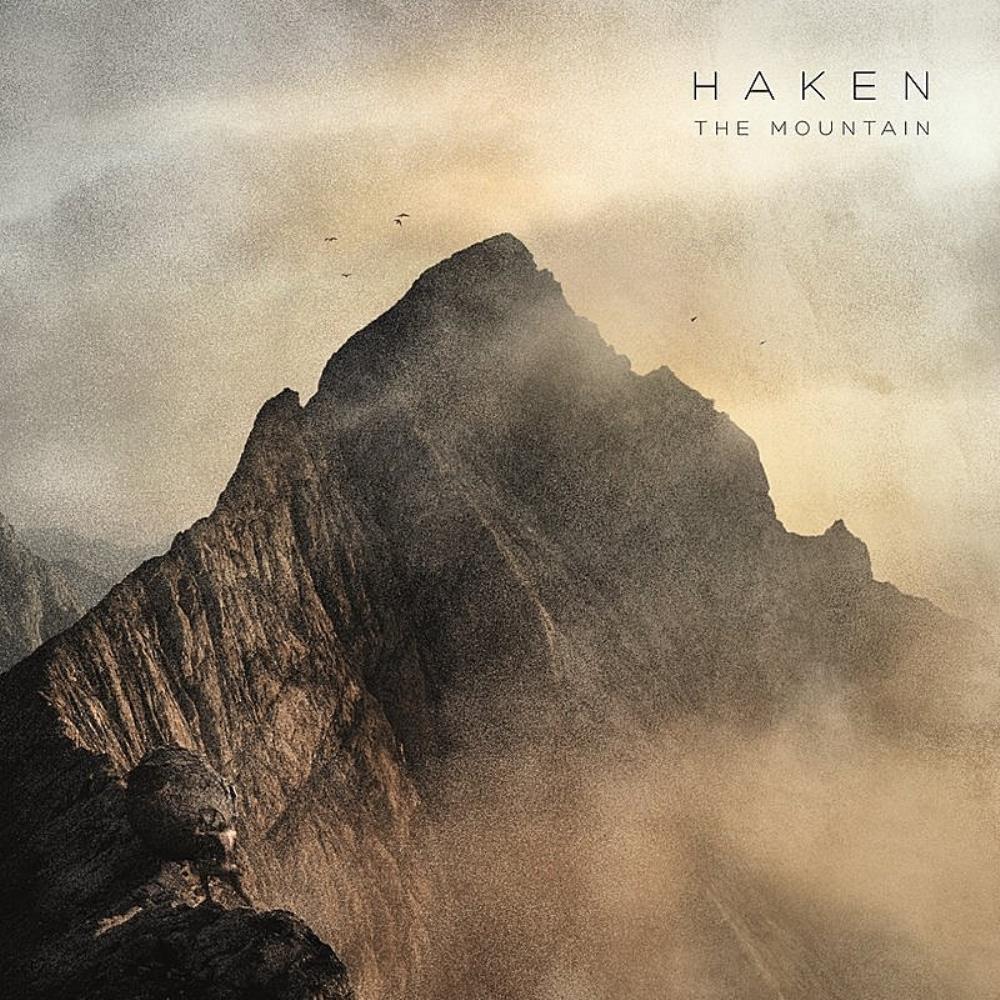 The Mountain by HAKEN album cover