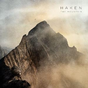 Haken - The Mountain CD (album) cover