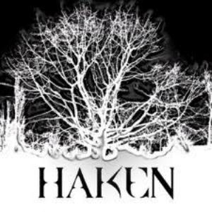 Haken - Demo 2007-2008 CD (album) cover