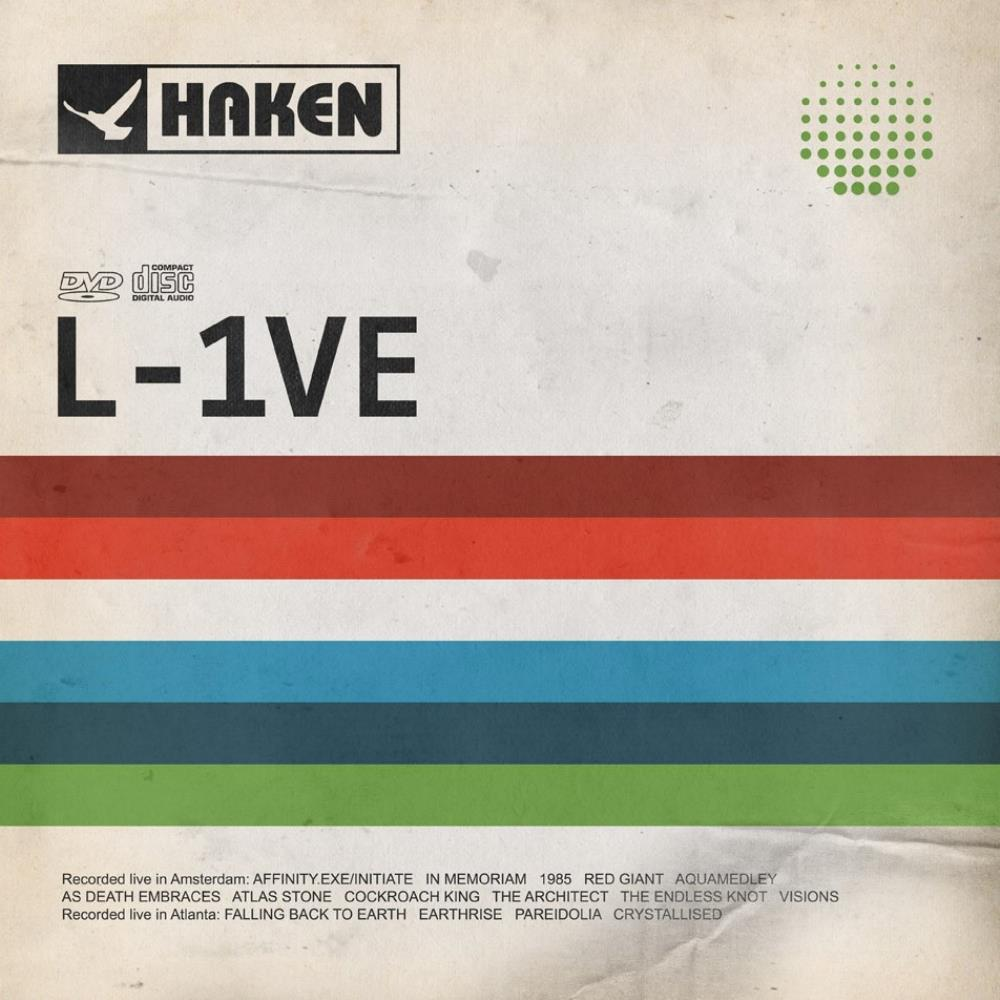 L-1VE by HAKEN album cover