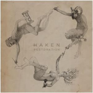 Restoration by HAKEN album cover