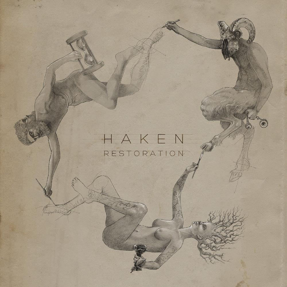 Haken Restoration album cover