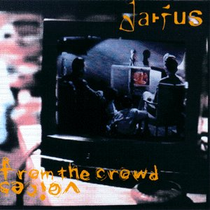 Darius - Voices From The Crowd  CD (album) cover