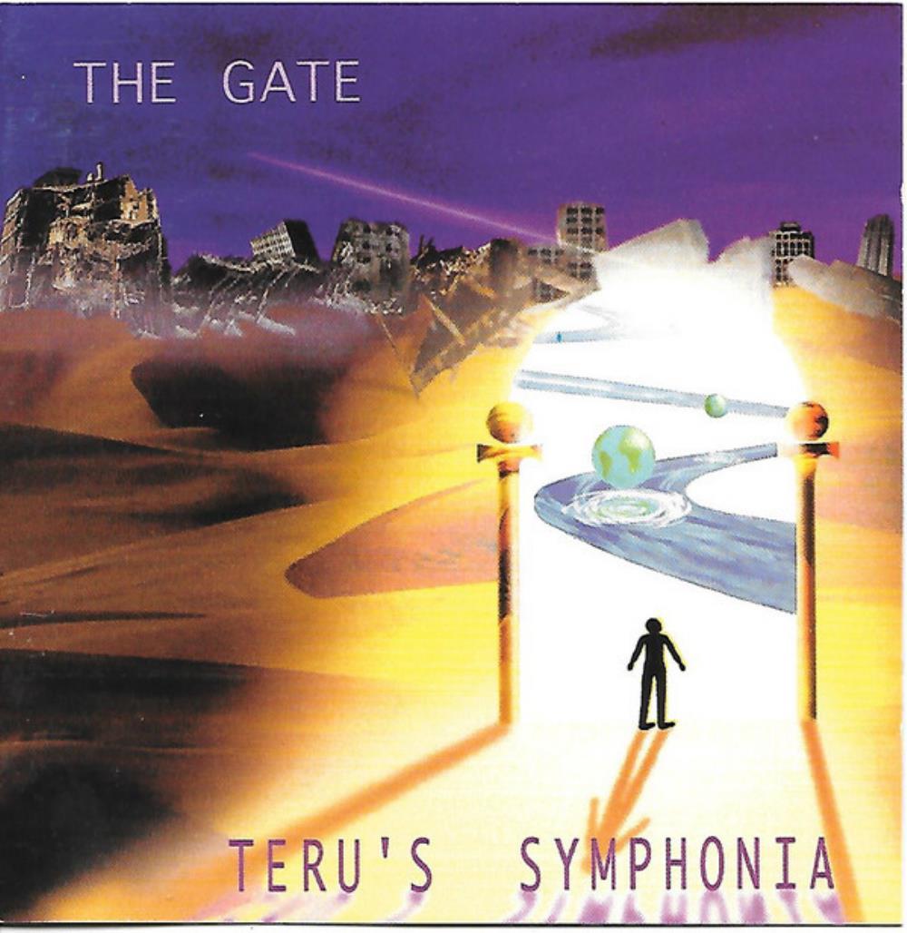 The Gate by TERU'S SYMPHONIA album cover