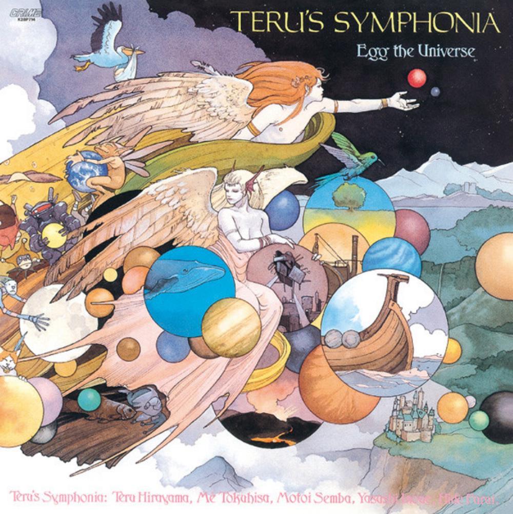 Egg The Universe by TERU'S SYMPHONIA album cover