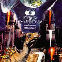 Teru's Symphonia - Do Androids Dream of Electric Camel CD (album) cover
