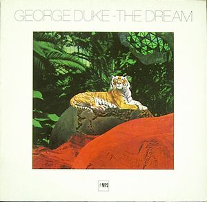 The Dream (aka The 1976 solo keyboard album) by DUKE,GEORGE album cover