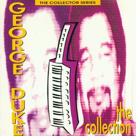 George Duke The Collection album cover