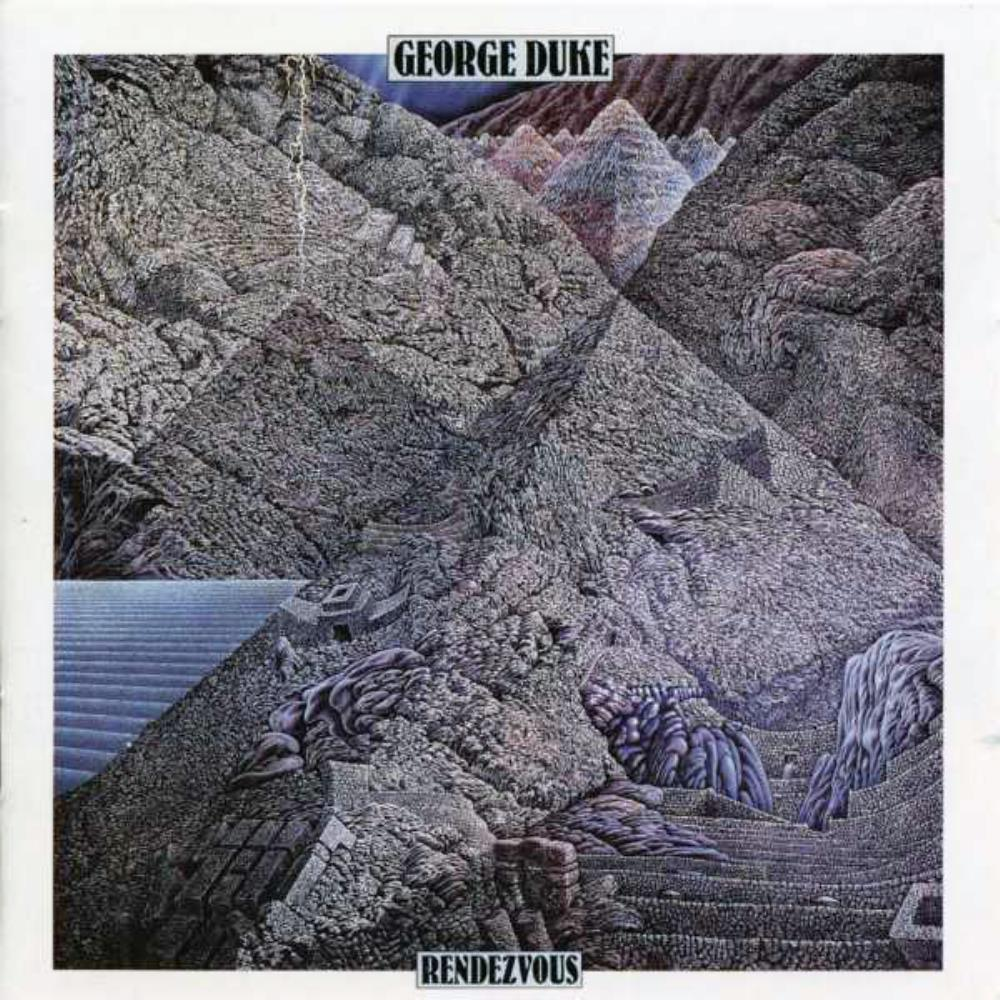 George Duke Rendezvouz album cover