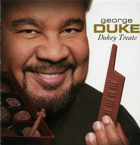 Dukey Treats by DUKE,GEORGE album cover