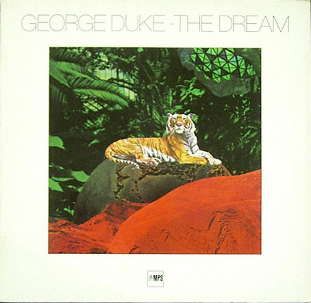 George Duke - The Dream [Aka: The 1976 Solo Keyboard Album] CD (album) cover