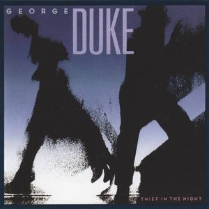 George Duke Thief In The Night album cover