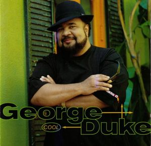 George Duke Cool album cover